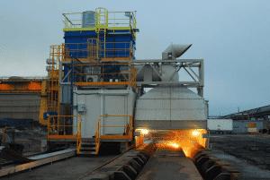 Audit et conseil en gestion de projet : industrie sidérurgique