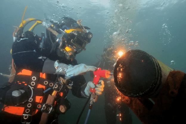 Assistance technique judiciaire lors d'un accident sous-marin